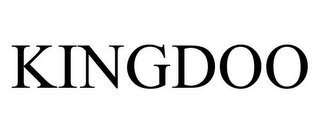 mark for KINGDOO, trademark #87850767