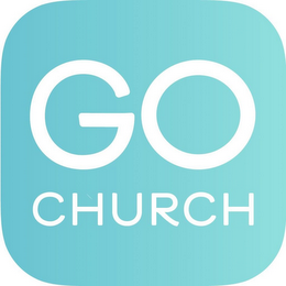 mark for GO CHURCH, trademark #87851128