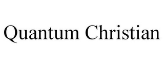 mark for QUANTUM CHRISTIAN, trademark #87851209