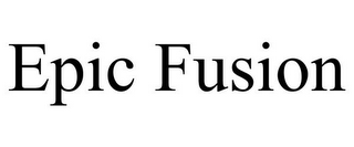 mark for EPIC FUSION, trademark #87860935