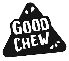 mark for GOOD CHEW, trademark #87868051