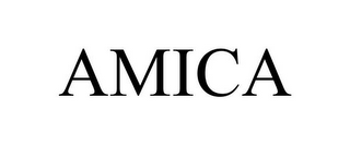 mark for AMICA, trademark #87884056