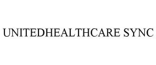 mark for UNITEDHEALTHCARE SYNC, trademark #87886455