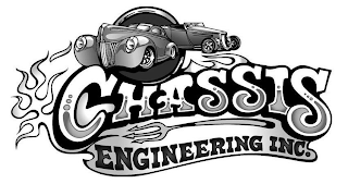 mark for CHASSIS ENGINEERING INC., trademark #87897857