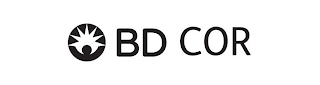 mark for BD COR, trademark #87906178