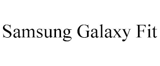 mark for SAMSUNG GALAXY FIT, trademark #87907656