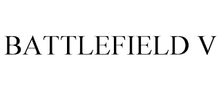 mark for BATTLEFIELD V, trademark #87921641