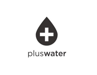 mark for PLUSWATER, trademark #87931961