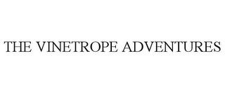 mark for THE VINETROPE ADVENTURES, trademark #87931975