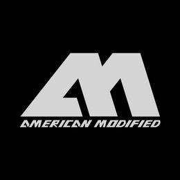 mark for AMERICAN MODIFIED, trademark #87932060