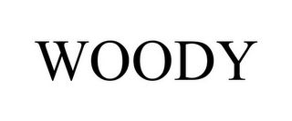 mark for WOODY, trademark #87932123