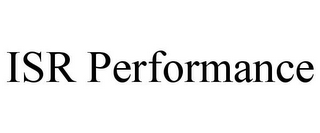 mark for ISR PERFORMANCE, trademark #87932130