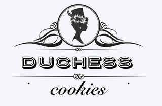 mark for DUCHESS COOKIES, trademark #87932145
