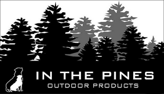 mark for IN THE PINES OUTDOOR PRODUCTS, trademark #87932215