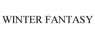 mark for WINTER FANTASY, trademark #87932267