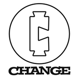 mark for CHANGE, trademark #87932279