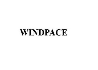 mark for WINDPACE, trademark #87932280