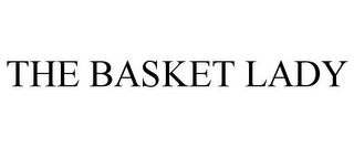 mark for THE BASKET LADY, trademark #87932331