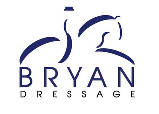 mark for BRYAN DRESSAGE, trademark #87932338