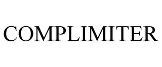 mark for COMPLIMITER, trademark #87932457