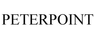 mark for PETERPOINT, trademark #87932461