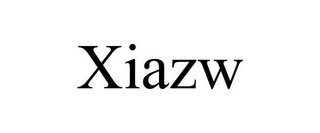 mark for XIAZW, trademark #87932585