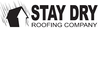 mark for STAY DRY ROOFING COMPANY, trademark #87937594