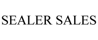 mark for SEALER SALES, trademark #87937601