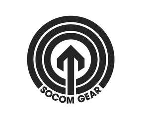 mark for SOCOM GEAR, trademark #87937618