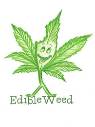 mark for EDIBLE WEED, trademark #87937676