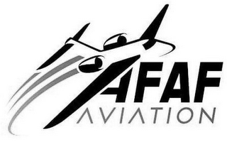 mark for AFAF AVIATION, trademark #87937718