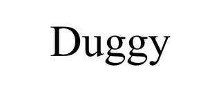 mark for DUGGY, trademark #87937768