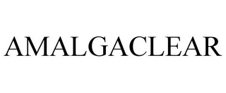 mark for AMALGACLEAR, trademark #87937776