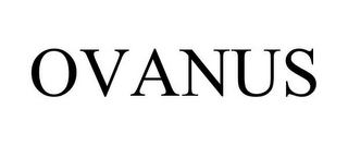 mark for OVANUS, trademark #87937778
