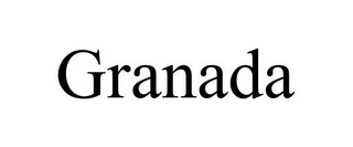 mark for GRANADA, trademark #87937863