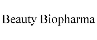 mark for BEAUTY BIOPHARMA, trademark #87937883