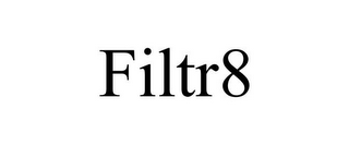 mark for FILTR8, trademark #87937896