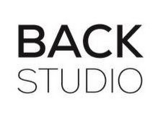 mark for BACK STUDIO, trademark #87937920