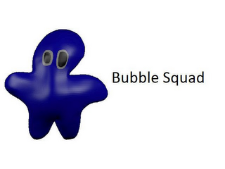 mark for BUBBLE SQUAD, trademark #87937943