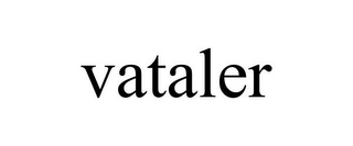 mark for VATALER, trademark #87937980