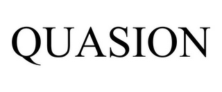 mark for QUASION, trademark #87938631