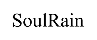 mark for SOULRAIN, trademark #87938646