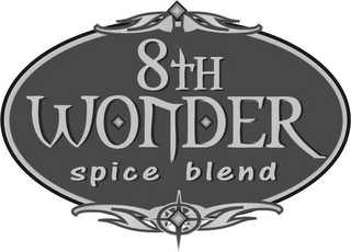 mark for 8TH WONDER SPICE BLEND, trademark #87938869
