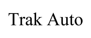 mark for TRAK AUTO, trademark #87939002