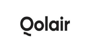mark for QOLAIR, trademark #87939025