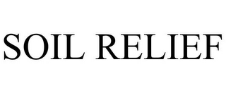 mark for SOIL RELIEF, trademark #87939049