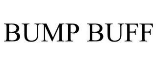 mark for BUMP BUFF, trademark #87939079