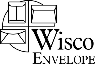 mark for WISCO ENVELOPE, trademark #87942891