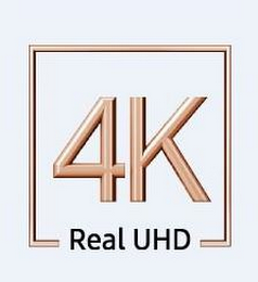 mark for 4K REAL UHD, trademark #87943757
