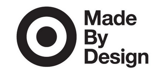 mark for MADE BY DESIGN, trademark #87948016